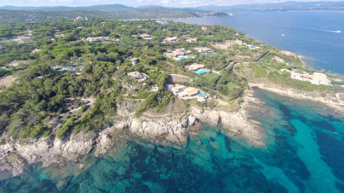 Villa Amourai in St Tropez