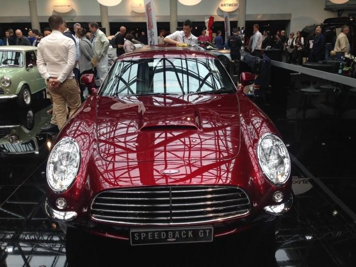Speedback GT – David Brown Automotive - Top Marques Monaco 2017