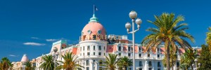 Negresco hotel in Nice, France