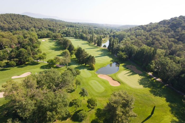 Golf de Cannes-Mougins on the French Riviera
