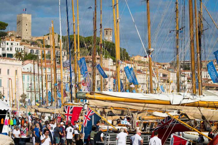 Cannes Regates Royales Sailing