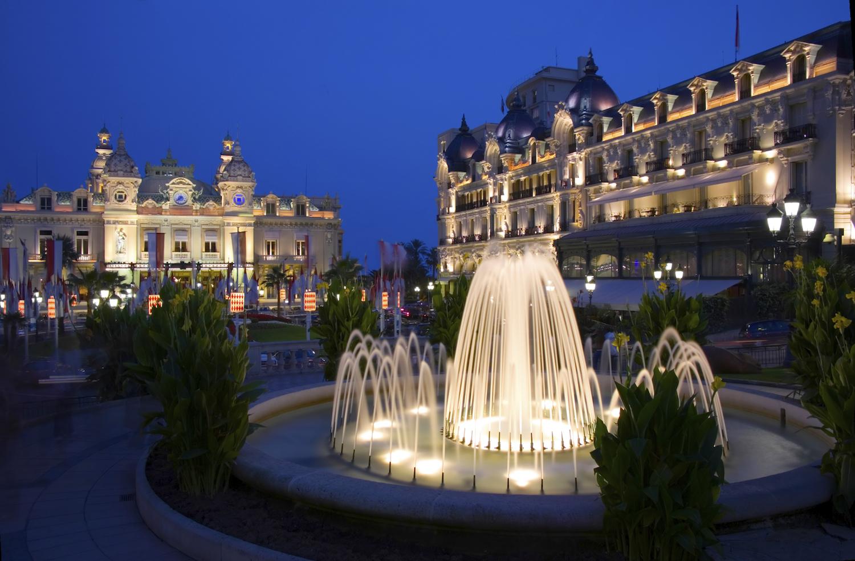 In Monaco French Riviera Luxury