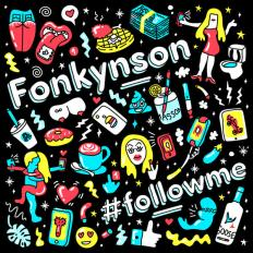 Fonkynson - #followme LP