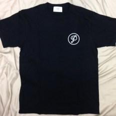 Partyfine Black T-Shirt