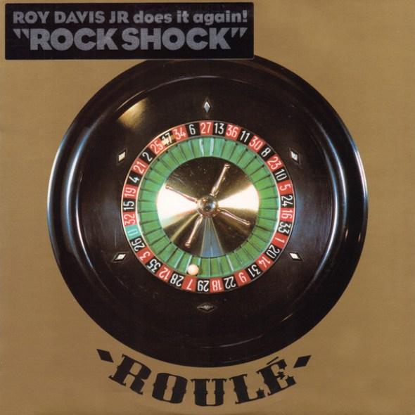Listen: Roy Davis Jr. - Rock Shock (Thomas Bangalter's 'Start - Stop' Mix)