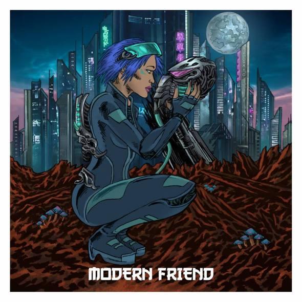Arigato - Modern Friend