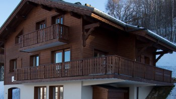 Permalink to: Chalet in La Plagne