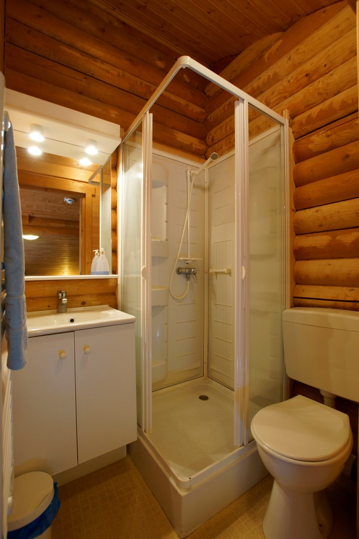 Typical En-Suite Shower Room