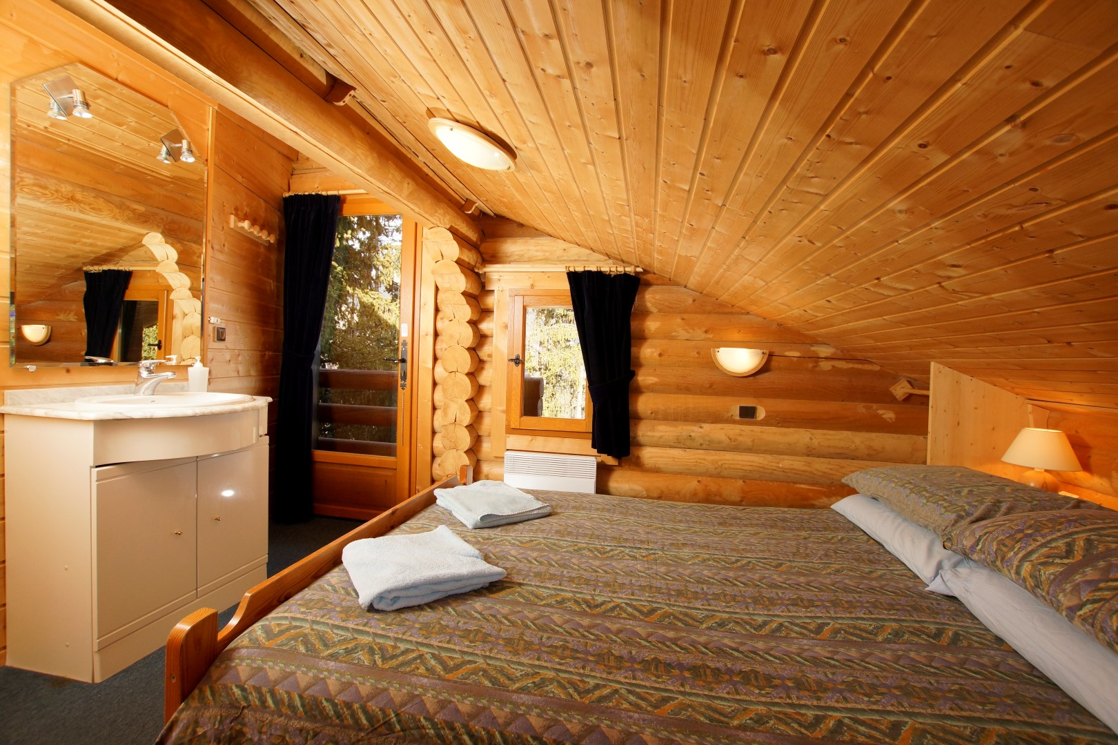 Double Room Rear