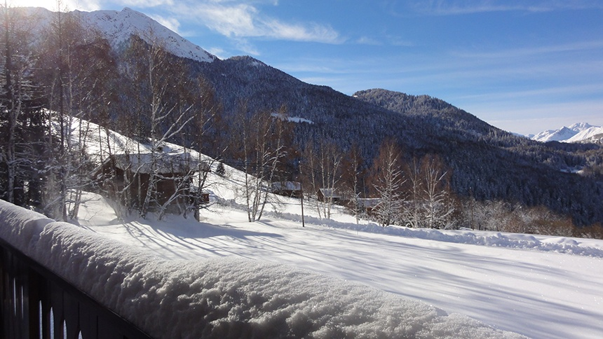 Chalet Clyde to Mont Jovet