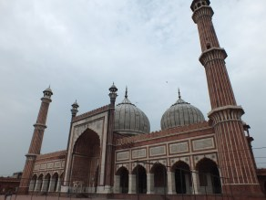 Jama Masjid, India's largest mosque