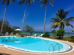 Piscine du Microtel Palawan