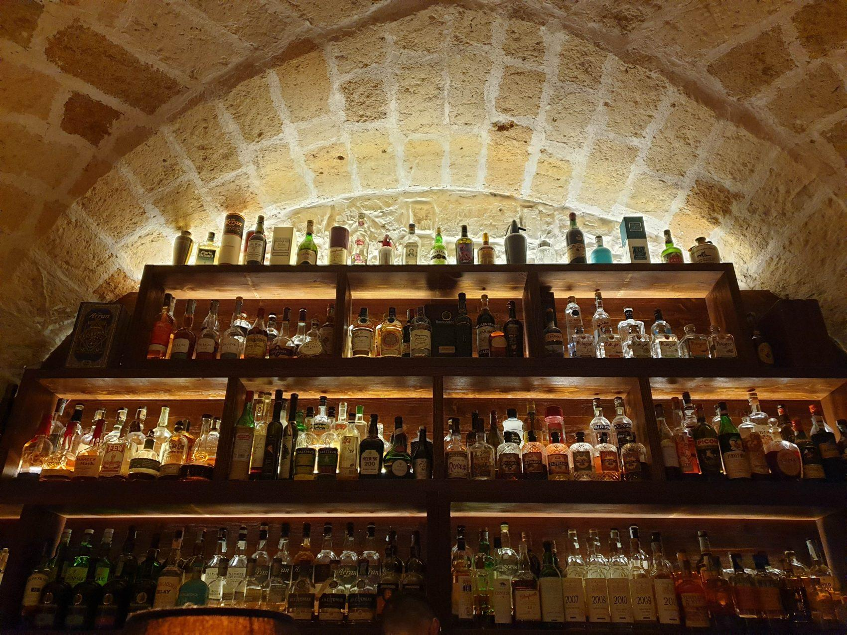 Laurus bar, Lecce, Pouilles, Italie