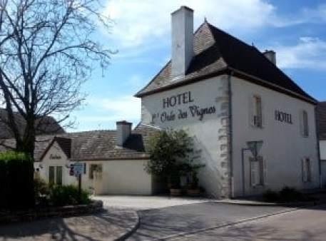 Hotel L'Oree des Vignes