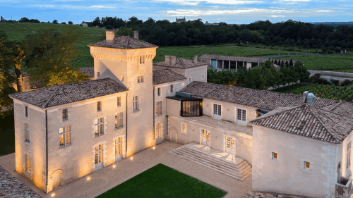 Chateau Lafaurie-Peyraguey