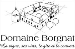Domaine Bourgnat wine label