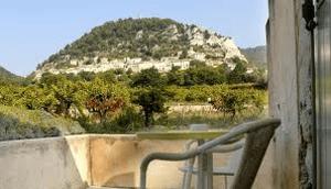Domaine de Cabasse, Seguret- May 2017