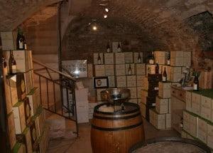 Brocard's cellar