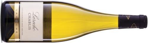 Chablis Laroche bottle
