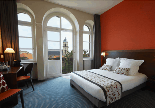 Vhambre at Hotel Val Vignes