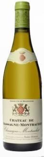 Chassagne Montrachet bottle