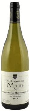 Ch de Melin bottle