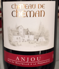 Chatea de Cheman bottle