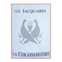 Chateau de la Colombiere Fronton wine label