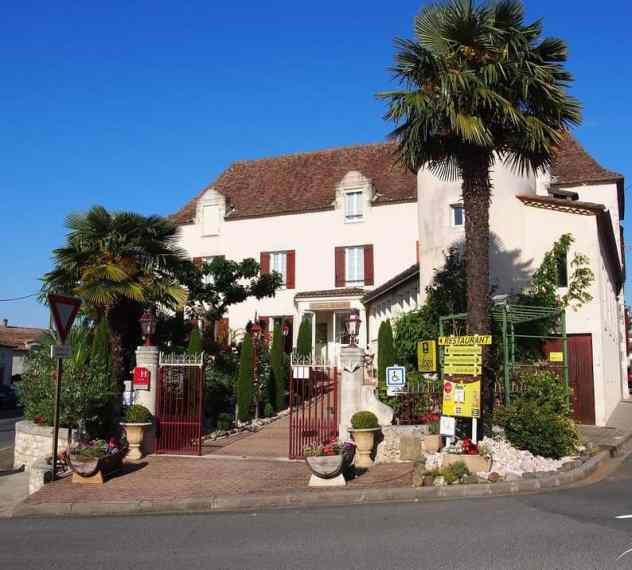 Hostellerie des Ducs, Duras
