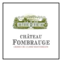 Ch Fombrauge wine label