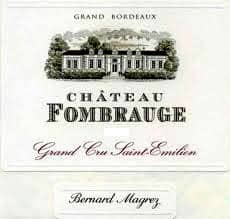 Chateau Fombrauge label