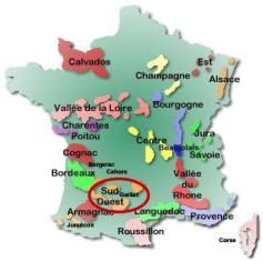 France - SouthWest France