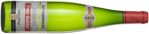 Frey-Sohler wine bottle
