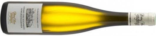 Domaine Ginglinger wine bottle