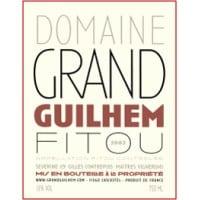 Domaine Grand Guilhem wine label