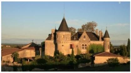 B&B Chateau de la Grave