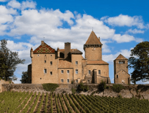 B&B Chateau de Pierreclos
