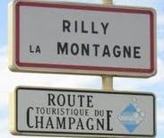 Rilly village sign