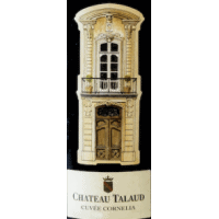 Chateau Talaud Provence wine label