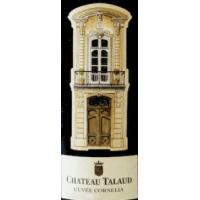 Chateau Talaud Provence wine label