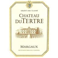 Chateau du Tertre wine label