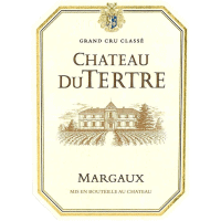 Chateau du Tertre wine label