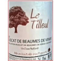 Mas du Tilleul Provence Wine label
