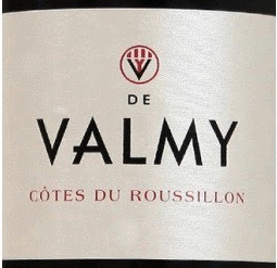 Chateau Valmy wine label