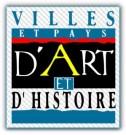 Ville d'Art et d'Histoire logo