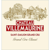 Chateau Villemaurine wine label