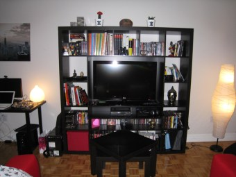 television-appartement-minto