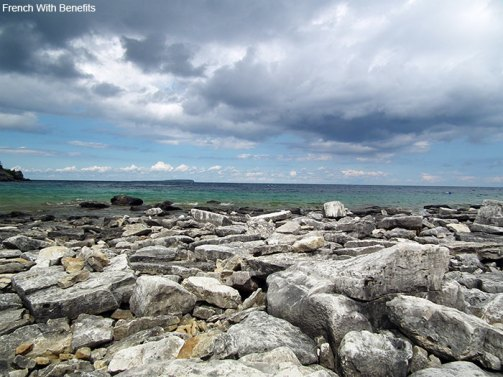 plage-cailloux-bruce-peninsula