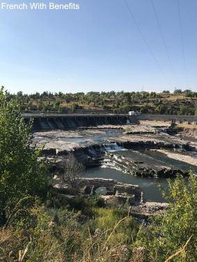 Le Ryan Dam