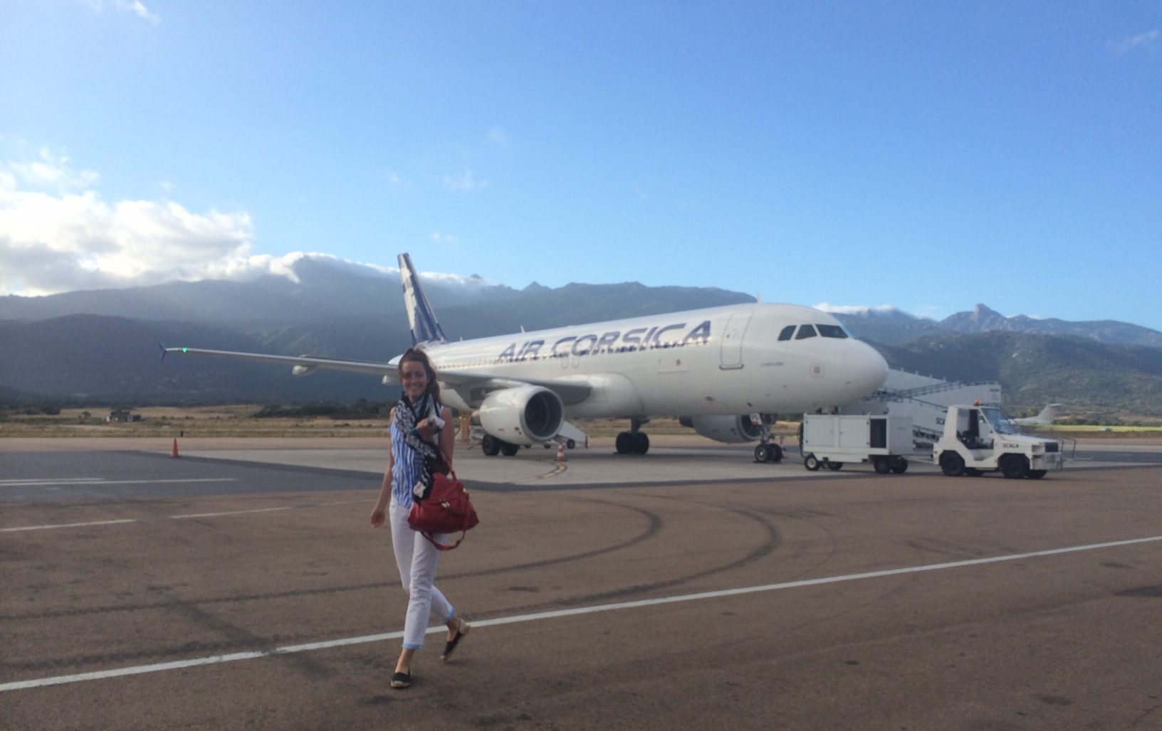 Reviewing the French Airlines: planes, service & wine (obviously)